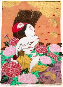 Treasure Ship, Goddess of Flowers